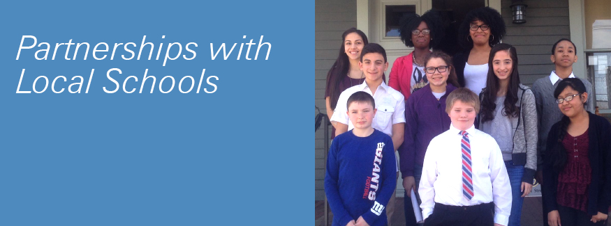 Partnerships With Local Schools